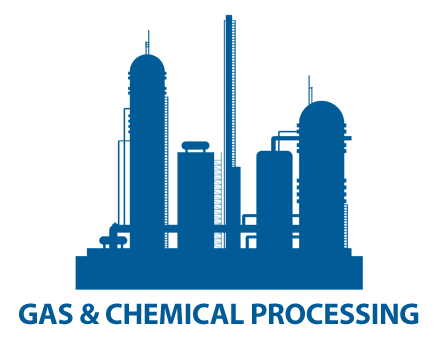 Gas and chemical processing icon